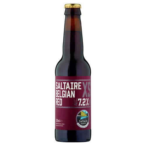 Saltaire Belgian Red - 330ml 7.2%